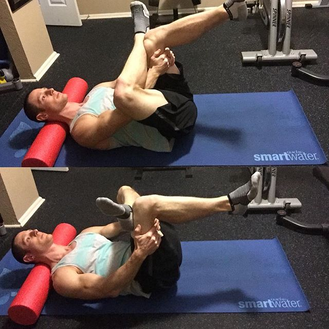 hips/glutes stretches