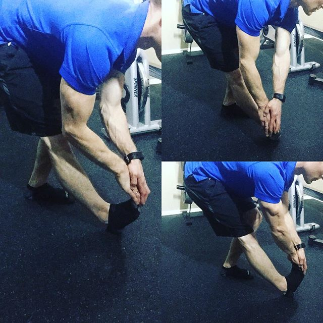 Three Position Calf Stretch