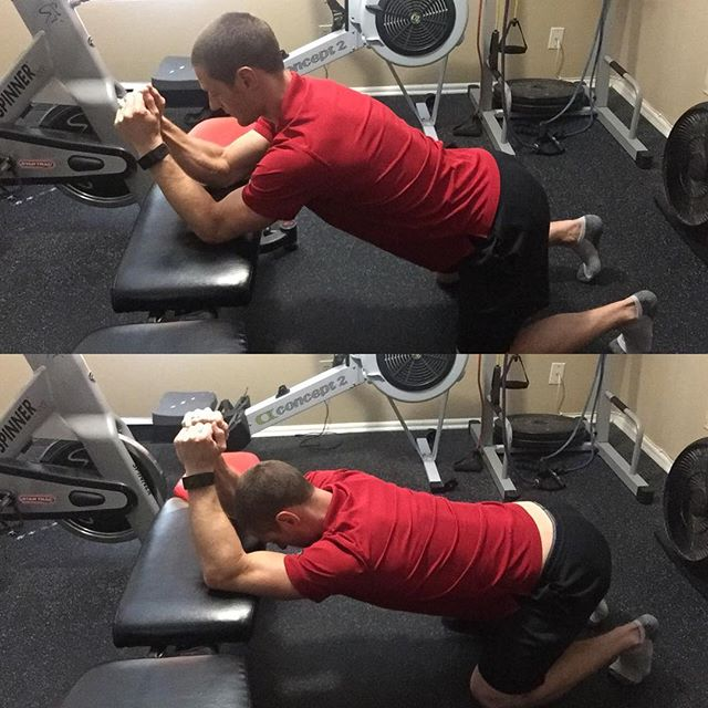Kneeling Thoracic Extension