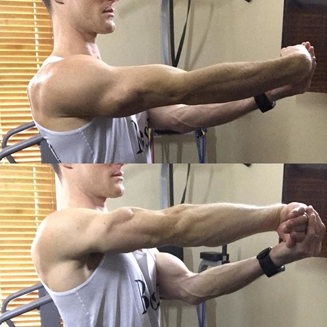 wrist stretch of the week
