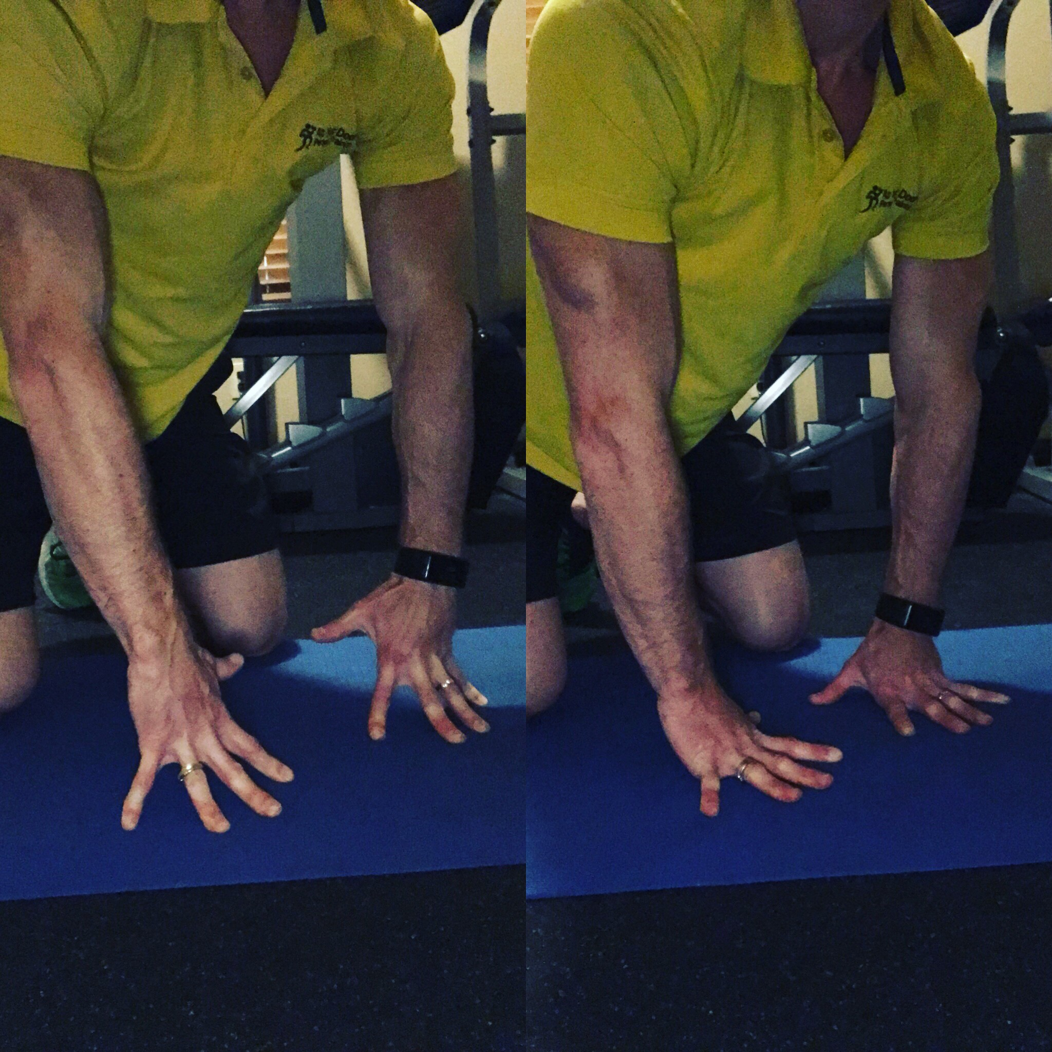 Wrist Stretch Slider